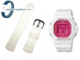 Pasek do zegarka Casio BG-5600 biały