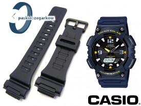 Pasek do Casio AQ-S810, W-735 granatowy