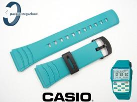 Pasek do zegarka Casio DBC-32C niebieski
