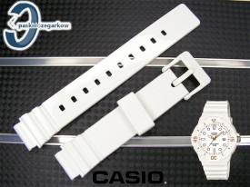 Pasek do Casio LRW-200 biały