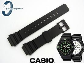 Pasek do zegarka Casio MRW-200 czarny