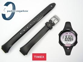 Pasek do zegarka Timex T5K522 gumowy, czarny