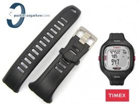 Pasek do zegarka Timex T5K754 czarny gumowy
