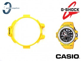 Bezel do Casio GWN-1000 żółty