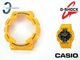 bezel GA-100, GA-110 żółty połysk