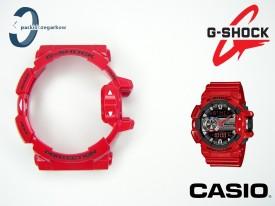 Bezel do Casio GBA-400 czerwony połysk