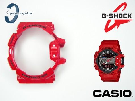 Bezel GBA-400, GA-400 czerwony połysk