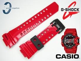 Pasek GA-400, GBA-400 czerwony połysk