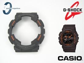 Bezel do Casio GA-100C, GA-110TS-1A4, GA-100, GA-110, GA-120, GD-100, GD-120, G-8900, GR-8900, ciemnoszary matowy