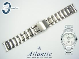 Bransoleta Atlantic Seahunter stalowa