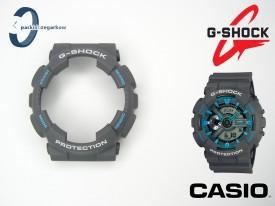 Bezel Casio GA-110TS-8A2, GA-100, GA-110, GA-120, GD-100, GD-120, G-8900, GR-8900 szary matowy