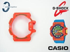 Bezel Casio GA-400, GA-400-4A pomarańczowy matowy