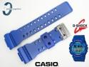 Pasek do Casio GD-120TS-2, GAC-100, GA-100, GA-110, GA-300, GD-100, GA-120, GD-120, G-8900, GDF-100 niebieski