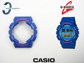 Bezel do Casio GD-120TS-2 , GA-100, GA-110, GD-100, GA-120, GD-120, G-8900 niebieski