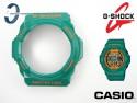 Bezel do Casio GLX-150B-3, GLX-150 zielony połysk