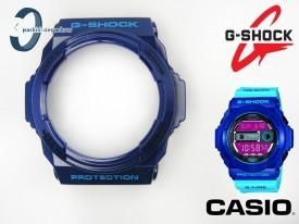 Bezel do Casio GLX-150-2, GLX-150 granatowy połysk