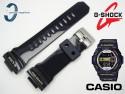 Pasek do Casio GLX-150B-6, GLX-150 ciemnofioletowy połysk