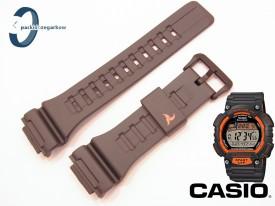 Pasek do Casio STL-S100H gumowy grafitowy