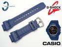 Pasek do Casio G-9300NV-2, G-9300 niebieski