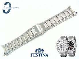Bransoleta do Festina F16488, F16489 stalowa