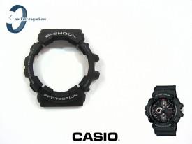 Bezel Casio GAC-100-1A, GAC-100 czarny matowy