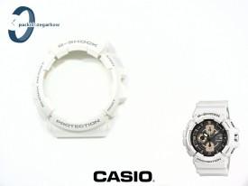 Bezel Casio GAC-100RG-7A, GAC-100 biały połysk