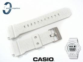 Pasek Casio GD-X6900HT-7, GD-X6900 biały wzór
