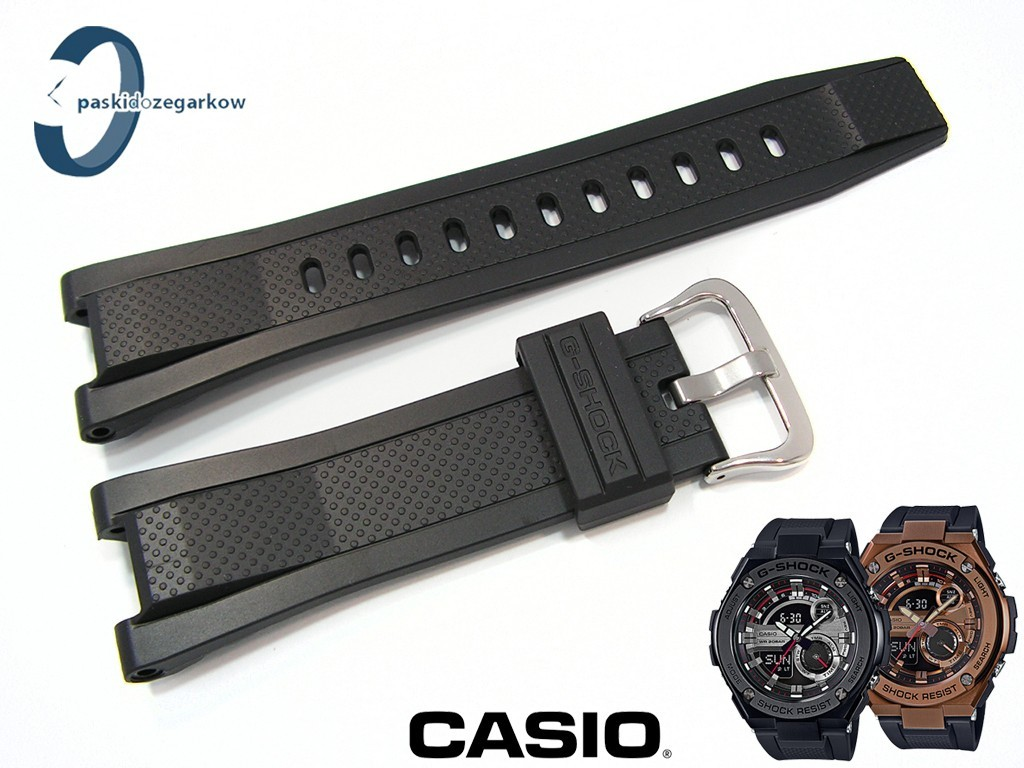 Pasek Casio Gst 210 210b S100 S110 W100 G Shock 1a