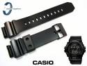 Pasek Casio GD-X6900-1, GD-X6900 czarny półmat