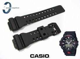 Pasek Casio GA-700, GA-710 czarny matowy