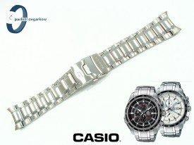 Bransoleta stalowa Casio EF-545D