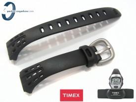 Pasek Timex T5K731 czarny gumowy