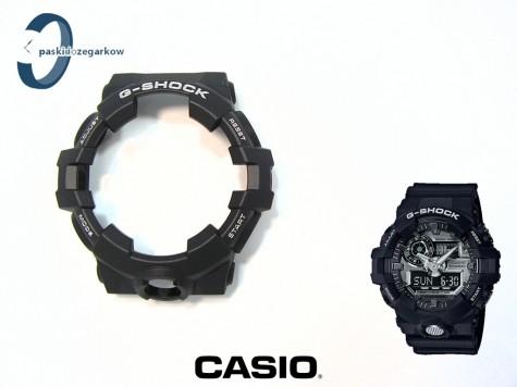 Bezel Casio G-Shock GA-710-1A, GA-710, GA-700 czarny matowy