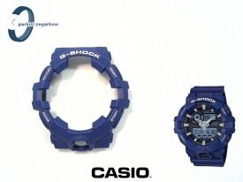 Bezel Casio G-Shock GA-700-2A, GA-700, GA-710 niebieski matowy