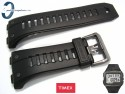Pasek Timex TW4B02500 czarny gumowy