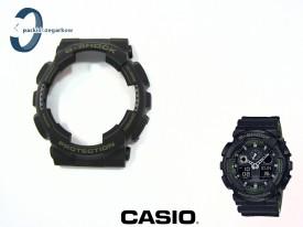 Bezel Casio GA-100L-1A, GA-100, GA-110, GA-120, GD-100, GD-110. GD-120, GAX-100 czarny matowy