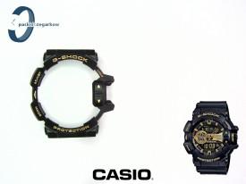 Bezel Casio GA-400GB-1A9, GA-400 czarny matowy