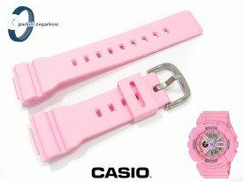 Pasek Casio Baby-G BA-110-4A1, BA-110 rózowy