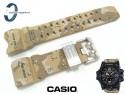 Pasek Casio GWG-1000DC-1A5, GWG-1000 moro pustynne
