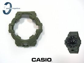 Bezel Casio GA-700UC-3A, GA-700UC-3, GA-700-3, GA-700, GA-710 MILITARY zielony