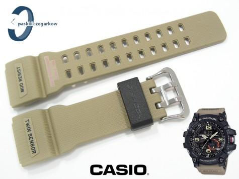 Pasek Casio GG-1000-1A5, GG-1000 zielony
