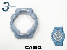 Bezel Casio GA-110DC-2A7, GA-100, GA-110, GA-120, GD-100, GD-110, GD-120, GAX-100 wzór jasny jeans