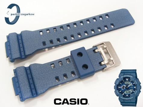 Casio GA-110DC-2A7, GA-100, GA-110, GA-120, GD-100, GD-110, GD-120, GAX-100 wzór ciemny jeans