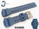 Pasek Casio GA-110DC-2A, GA-100, GA-110, GA-120, GD-100, GD-110, GD-120, GAX-100 wzór ciemny jeans