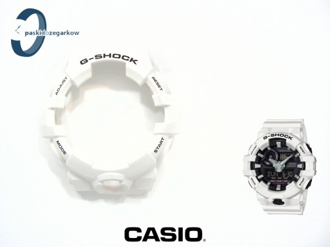 Bezel Casio GA-700-7A, GA-700, GA-710 biały