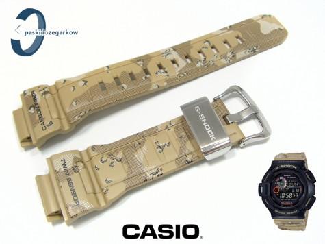 Pasek Casio GW-9300DC-1, GW-9300, G-9300 carbon wzór moro pustynne