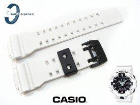 Pasek Casio GA-700 , GA-700-7A, GA-710 biały