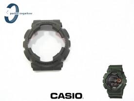 Bezel Casio GD-100MS-3, GA-100, GA-110, GA-120, GD-100, GD-110, GD-120 ciemnozielony mat