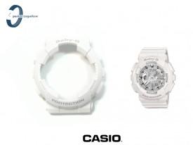 Bezel Casio Baby-G BA-110-7A3, BA-110 biały połysk