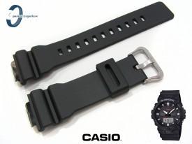 Pasek Casio GA-800 czarny matowy